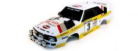 LRP TRL110 Audi Quattro Karosserie | lackiert + beklebt | für RC Tourenwagen 1:10 online kaufen