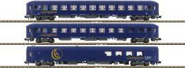 L.S.Models 79002 Personenwagen-Set 3-tlg. City Night Line DB AG | Spur N online kaufen