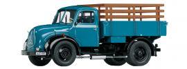 märklin 18221 Magirus Rundhauber Viehtransport | 1:32 online kaufen