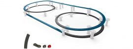 märklin 23302 Kunststoffgleis-Ergänzungspackung Hochbahn | Batteriebahn | Spur H0 online kaufen