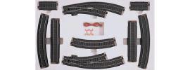 märklin 24904 C-Gleis Ergänzungspackung C4 C-Gleis Spur H0 online kaufen