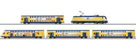 märklin 26611 Zugpackung Nahverkehrszug BR 146.2 metronom | mfx+ Sound | Spur H0 online kaufen