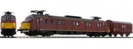 märklin 26613 Elektrischer Post-Triebwagen Serie mP 3000 mit Güterwagen | mfx Sound | Spur H0 online kaufen