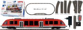 märklin 29641 Startpackung Moderner Nahverkehr DB AG | mfx Sound | Spur H0 online kaufen