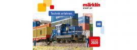 märklin 345425 START UP Katalog 2020 | deutsch | GRATIS online kaufen