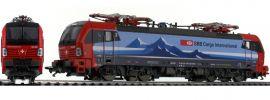 märklin 36195 E-Lok BR 193 SBB Cargo Int. | MFX Sound | Spur H0 online kaufen