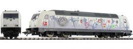 märklin 36655 Diesellok BR 285 TRAXX Bundesliga   mfx Sound   Spur H0 online kaufen