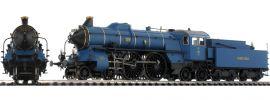 märklin 37017 Dampflok S 2/6 | K.Bay.Sts.B. blau | mfx+ | Messemodell 2016 | Spur H0 online kaufen