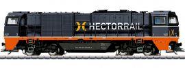 märklin 37296 Schwere Diesellok G 2000 BB Hectorrail | mfx+ Sound | Spur H0 online kaufen
