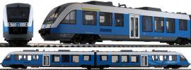 märklin 37717 Dieseltriebwagen BR 648.2 LINT 41 BE | mfx+ Sound | Spur H0 online kaufen