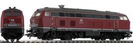 märklin 37765 Diesellok BR 218 DB | mfx+ Sound | Spur H0 online kaufen