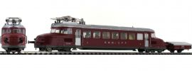 märklin 37869 E-Triebwagen RCe 2/4 Roter Pfeil SBB | mfx+ Sound | Spur H0 online kaufen