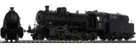 märklin 39251 Dampflok Serie C 5/6 Öl SBB | mfx+ Sound u. Rauch | Spur H0 online kaufen