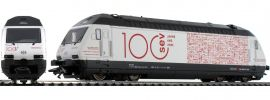märklin 39467 E-Lok Re 460 100 Jahre SEV SBB | mfx+ Sound | Spur H0 online kaufen