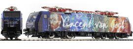 märklin 39864 E-Lok ES 64 F4-206 ERS Railways | Vincent van Gogh | Spur H0 online kaufen