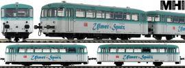 märklin 39977 Schienenbus BR 798 Ulmer Spatz DB | MHI | mfx+ Sound | Spur H0 online kaufen