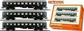 märklin 41920 Schnellzugwagen-Set DB | 50 Jahre Primex | MHI | Spur H0 online kaufen