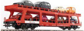 märklin 42341 Reisezug-Autotransportwagen beladen | DB | Spur H0 online kaufen