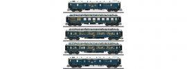 märklin 42790 Schnellzugwagen-Set Nr.1 Simplon-Orient-Express CIWL | mfx Sound | Spur H0 kaufen