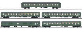märklin 42918 Schnellzugwagen-Set 5-tlg. für Schnellzug D 360 DB | Spur H0 online kaufen