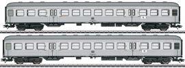 märklin 43147 Personenwagen-Set 2-tlg. Silberlinge zur BR 95 DB | Spur H0 online kaufen