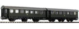märklin 43184 Umbauwagenpaar 2.Kl. DB | 2x B3ygeb | Spur H0 online kaufen