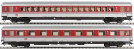 märklin 43309 Schnellzugwagen-Set 2-tlg. 1.Kl. EC Tiziano DB AG   Spur H0 online kaufen