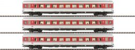 märklin 43310 Schnellzugwagen-Set 3-tlg. EC Tiziano DB AG | Spur H0 online kaufen