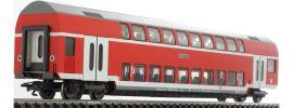 märklin 43584 Doppelstockwagen rot | 1./2.Klasse | DB AG | Spur H0 online kaufen
