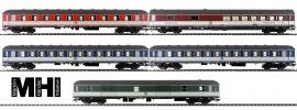 märklin 43917 Schnellzugwagen-Set 5-tlg. Pop-Design DB | MHI | Spur H0 online kaufen