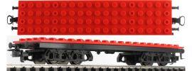märklin 44734 Klemmbausteinwagen mit Grundplatte | Spur H0 online kaufen