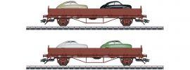 märklin 45084 Autotransportwagen-Set Saab 9   2-teilig   Spur H0 online kaufen