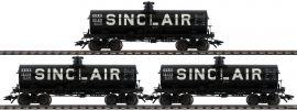 märklin 45664 US Kesselwagen-Set Sinclair Oil | Spur H0 online kaufen