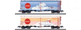 märklin 45687 US Kühlwagen-Set Coca Cola | Spur H0 online kaufen