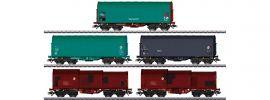 märklin 46875 Güterwagen-Set Shimmns/Shimms SNCB | Spur H0 online kaufen