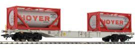 märklin 47064 Container-Tragwagen Sgnss 114 Green Cargo   Spur H0 online kaufen
