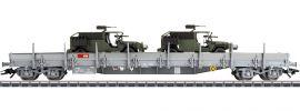 märklin 47068 Niederbordwagen Res Militär SBB | Spur H0 online kaufen