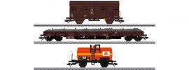 märklin 47103 Güterwagen-Set Bauzug Colas Rail | Spur H0 online kaufen