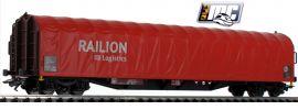 märklin 47104 Schiebeplanwagen Rils 652 Railion DB Logistics | Spur H0 online kaufen