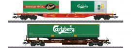 märklin 47109 KLV-Güterwagenset D Carlsberg/Tuborg AAE | Spur H0 online kaufen