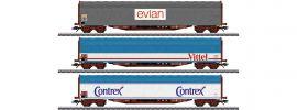 märklin 47118 Schiebeplanenwagen-Set 3-tlg. Rils SNCF | Spur H0 online kaufen
