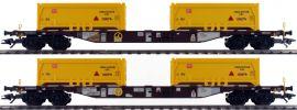 märklin 47130 Containertragwagen-Set Sgns Stuttgart 21 AAE | Spur H0 online kaufen