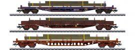 märklin 47160 Flachwagen-Set CFL Cargo | Spur H0 online kaufen