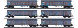 märklin 47189 Hochbordwagen-Set Ealnos Holzhackschnitzel NS Cargo | Spur H0 online kaufen