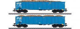 märklin 47193 Hochbordwagen-Set Eanos Rübentransport NS Cargo | Spur H0 online kaufen