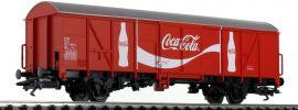 märklin 47366 Gedeckter Güterwagen Coca-Cola SJ | Spur H0 online kaufen