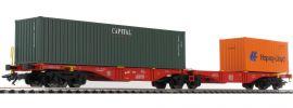märklin 47801 Doppel-Tragwagen Sggrss 80 DB AG | Spur H0 online kaufen