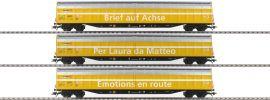 märklin 48062 Schiebewandwagen-Set | DIE POST | WASCOSA Spur H0 online kaufen