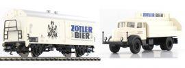märklin 48775 Bierwagen Zötler mit LKW der DB | Spur H0 online kaufen