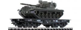 märklin 48796 Schwerlastwagen Rlmmps mit M 48 DB | Spur H0 online kaufen